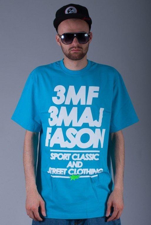 3MAJ FASON KOSZULKA CLASSIC BLUE